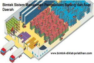 Ktr, Bimtek dan Diklat Sistem Manajemen Pengelolaan Barang dan Aset Daerah