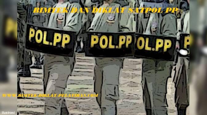 LKN, bimtek dan Diklat Satpol PP