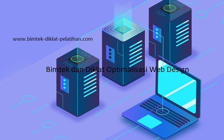 LKN, Bimtek Optimalisasi Web Design